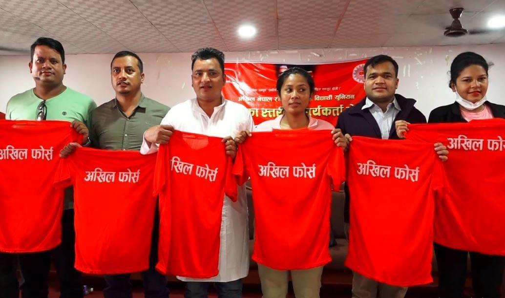 माधव नेपाल समूहले गठन गर्यो अखिल फोर्स